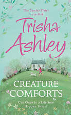 Creature Comforts, Ashley, Trisha, Very Good condition, Book