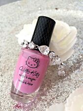 HELLO KITTY VERNIS A ONGLES LAQUE SHINE 1110 LILAS TENUE ET COUVRANCE EXCELLENTE