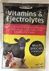 Vitamins & Electrolytes Poultry Swine Ruminants Horses 8 oz