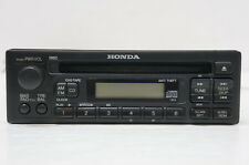 2000 Honda Civic Factory AM FM CD RADIO  STEREO 39100-S01-A300 OEM  1xc4