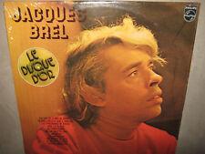 JACQUES BREL Le Disque D'Or RARE SEALED New Vinyl LP France Philips 9101 074