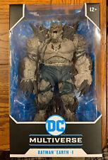 DC Multiverse Earth-1 Batman DEVASTATOR  McFarlane Dark Nights Metal Sealed New