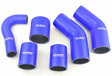 MITSUBISHI EVO 7, 8, 9 HKS HARD PIPE INTERCOOLER SILICONE BOV BOOST HOSE KIT