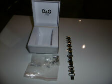 D&g Dolce Gabbana Time Stainless Steel Ladies Women'S Watch