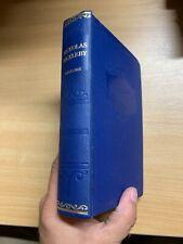 """VINTAGE CHARLES DICKENS """"NICHOLAS NICKLEBY"""" HARDBACK BOOK (P4)"""