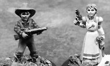 1 x OLD WEST KIDS - CHRONOSCOPE REAPER miniature jdr rpg cowboy western 50334