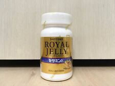 Lowest Price Suntory Royal Jelly + Sesamin E 3 bottles 360 tablets 90 days F/S