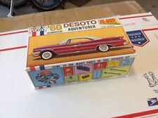 '60 Desoto Adventurer 1/25 BUILT - Jo-Han USA Oldies
