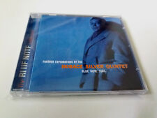 "HORACE SILVER QUINTET ""FURTHER EXPLORATIONS BY THE"" CD 5 TRACKS COMO NUEVO"