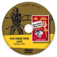 Two Weeks with Love - Jane Powell, Ricardo Montalbán, Debbie Reynolds 1950 DVD