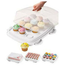 Wilton 3 in 1 Cake Caddy - Cake Decorating Supplies  Stand Carrier Transport