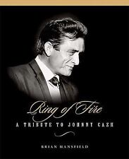 Ring of Fire A Tribute to Johnny Cash Book + CD Johnny Singing Ring of Fire