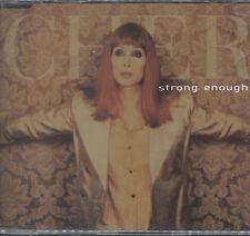 Cher - Strong Enough / Believe CD Single