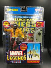 "Marvel Legends LUKE CAGE Power Man 6"" Action Figure ToyBiz MOJO BAF Series"