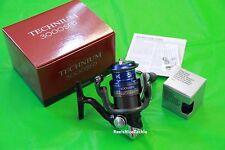 NIB Shimano Technium 3000 SFD Spinning Reel TEC3000SFD plus spare spool FREE 3 D