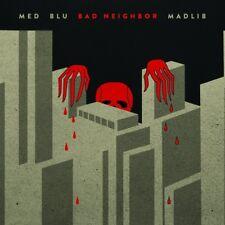 BLU & MADLIB MED - BAD NEIGHBOR  CD NEW!