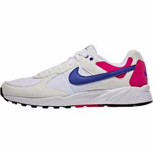 Nike Air Icarus NSW (White/Lapis-Cherry-Black) 819860-101 Neu US11 EU45