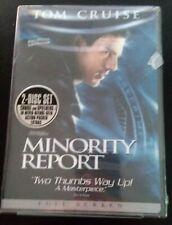 Minority Report (Dvd, 2002, 2-Disc Set, Full Screen) Brand New, Factory Sealed