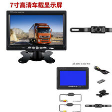 Car Truck  Wireless Car Backup Camera License Plate IR Night Vision
