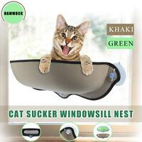 Cat Dog Pet Window Bed Seat Perch Mounted Hammock Hanging Shelf Seat Suction
