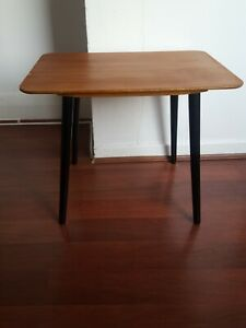 Vintage Coffee Table Occasional table on Dansette legs