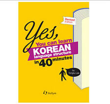 Yes You Can Learn Korean Language Structure in 40 Minutes Hangul Study Korea