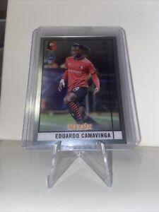 Eduardo Camavinga Topps Merlin Base Rookie Card - Stade Rennais Football Card