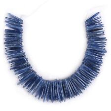 """0702 18-22mm Kyanite long chips sticks loose gemstone beads 8"""""""