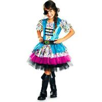 Playful Pirate Caribbean Wench Buccaneer Fancy Dress Up Halloween Child Costume