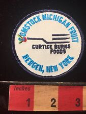 Bergen  New York Patch Comstock Michigan Fruit Curtice Burns Food 69C5