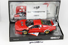 BBR 1:18 Ferrari 512 BB LM 1979 Prototype (Red/Gold Wheels) LE.200pcs (BB512)