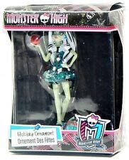 2014 Monster High Frankie Stein Holiday Christmas Ornament NRFB!