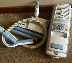 Electrolux Lux 5000 Vacuum Cleaner Bundle canister hose wand power head