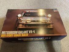 hasegawa Mitsubishi Galant VR-4 1991 Ivory Coast Rally