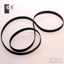Fits SANSUI - Replacement Turntable Belt SR-4040 & SR-4050 - THAT'S AUDIO