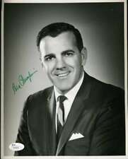 Ara Parseghian Psa Dna Autograph  Vintage 8x10 Photo Hand Signed