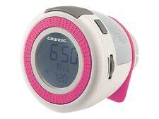 Grundig Sonoclock 220 Weiß/pink Uhrenradio