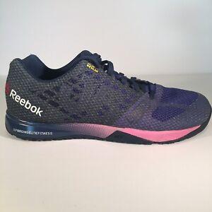 Reebok Crossfit Nano 5.0 CR5FT Women's Size 11 Kevlar Running Shoes M49798