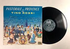 TINO ROSSI Pastorale En Provence LP Pathe FSX141 FR VG+ Christian 15C
