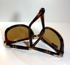 Vintage PERSOL MEFLECTO RATTI FOLDING 809 sunglasses .