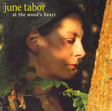 Audio CD: At the Wood's Heart, June Tabor. Very Good Cond. Original recording re