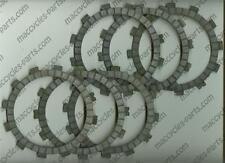 Suzuki Clutch Plates LT230E/LT230GE/LT230S Quadsport 1985-1993 6 pcs NEW
