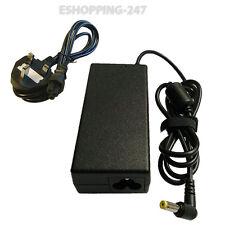 Pour Acer Aspire 5610 5332 5338 Ordinateur Portable Chargeur AC SECTEUR UK + cordon d'alimentation F124