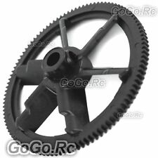 450 Tail Drive Gear x 2 For Align Trex T-rex 450 Helicopter - Black (FX1220-BK)