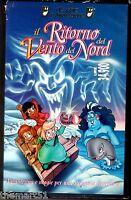 Il ritorno del vento del Nord (1994) VHS  NEW cellofanata