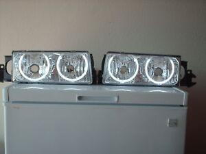 Chevy Caprice Impala SS Headlight hid HALO Demon Eyes 9c1 buick roadmaster wagon