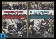 4 DVD DISC SET WIDERSTAND GEGEN HITLER - DOKUMENTATION 2ter Weltkrieg