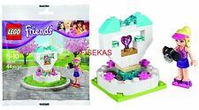 LEGO Friends Wish Fountain 2015 Wishing Mini Figure 44 pieces Poly Bag 30204 NEW