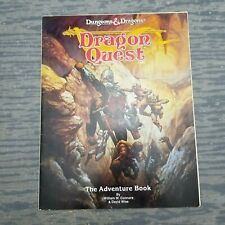 TSR Dungeons & Dragons Dragon Quest The Adventure Guide 1992