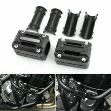 22mm 25mm 28mm Motorrad Engine Sturzbügel Schieberegler Titan S4